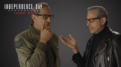 Independence Day 2's Jeff Goldblum Debunks War of 1996 Conspiracy Theory With Jeff Goldblum