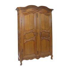 Louis XV Style Oak A