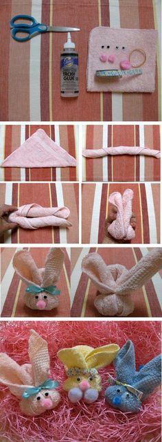 Toma nota de estas increíbles ideas para hacer obsequios dando diversas formas a toallas pequeñas. Son el detalle o el souvenir perfecto pa...