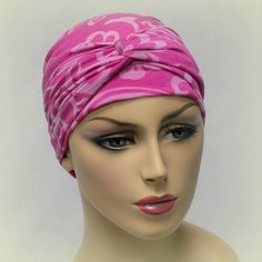 | sewing patterns chemo head scarves