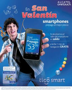 #SanValentin promociones TIGO www.ofertasahora.com