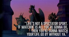Laverne, The Hunchback of Notre Dame | 23 Profound Disney Quotes That Will Actually Change Your Life