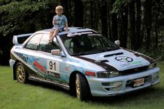 Ruge Rally Car