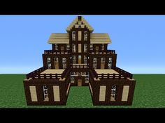 Minecraft How To Build A Survival Starter House Tutorial #4