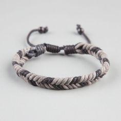 BLUE CROWN Cord Bracelet 232637127 | Bracelets