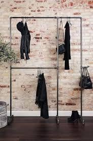 Resultado de imagen para pipe hanging rack
