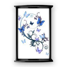 Sold on Cafepress  Blue Butterflies Coffee Tray $27.99