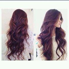 Omg this hair