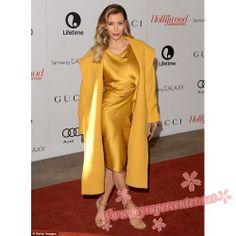 Kim Kardashian gold dress  Entertainment breakfast $149.99 at Mysupercenter.net
