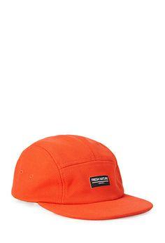 Fresh Nature Five-Panel Hat  ca8a16952e6e3