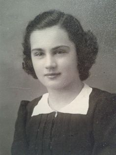 Mia nonna era una donna forte e orgogliosa, generosa e disponibile. E' mancata ormai da un anno. Manca.