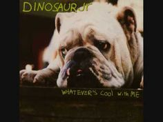 Dinosaur Jr - Whatever's Cool With Me. A new favorite