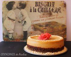 Cookcakes de Ainhoa: CHEESECAKE DULCE DE LECHE