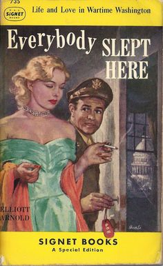 Author: Elliott Arnold Publisher: Signet 735 Year: 1949 Print: 1 Cover Price: $ Condition: Good Plus Genre: Sleaze