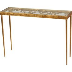 Justine Console Table