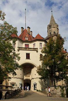 Harburg Castle, Germany