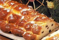 Vánočka - Czech Christmas bread