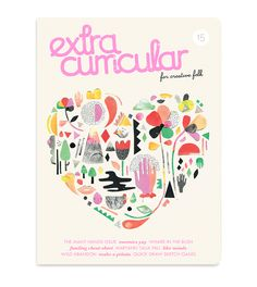 Image of Extra Curricular Issue 15