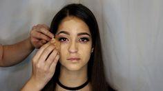 Maquiando Cliente #17 Make simples que te deixa Linda/Batom MIMI+Gatinha...