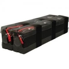 72VDC Replacement Battery Regular price$ 378.00 Add to Cart Tripp Lite 72VDC Replacement Battery  Tripp Lite's premium UPS replacement battery cartridges breathe new life into UPS systems suffering from expired or weak internal batteries. Each replacement battery cartridge is carefully screened and certified to meet or exceed original specifications, and ships ready for installation into your UPS system. Reusable packaging holds expired batteries for recycling center delivery. See Tripp…