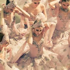 Tutu Love... Photo by Nikolay Krusser from Le Corsaire at the Mikhailovsky Theatre.
