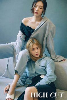 Red Velvet Joy & Seulgi - High Cut Magazine Vol. Seulgi, Kpop Girl Groups, Kpop Girls, Red Velvet イェリ, Korean Girl, Asian Girl, Red Velvet Photoshoot, Exo, Baekhyun Chanyeol