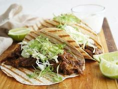 Slow-Cooked Shredded Beef recipe