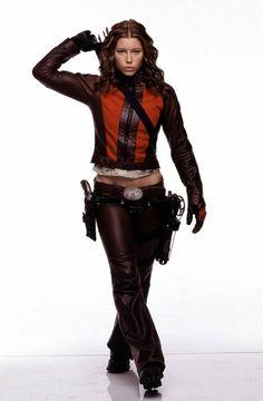 Jessica Biel Blade Trinity