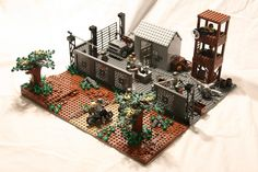 WWII German Supply Base (Main) | by [Aaron K.]