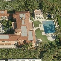 Palm beach on pinterest west palm beach florida and for Celebrity houses in florida