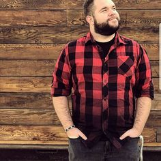 Fashion tips Plus Size Men - thick and cute! Mens Plus Size Fashion, Chubby Men Fashion, Teen Boy Fashion, Big Men Fashion, Look Fashion, Winter Fashion, Fashion Tips, Big Guys, Cute Guys