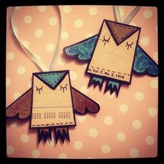 Paper Owls Part 2