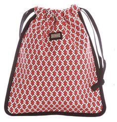 Slam Glam - Ame and Lulu Pier Drawstring Shoe Bag.  Great bag!  $35.98