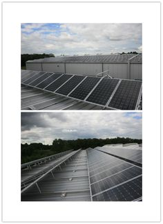 Location:Germany Power Output: 52 kW 3 Trannergy TRI017KTL; Monitoring System: Solar-Log;