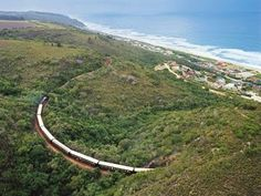 Rovos Rail, South Africa.