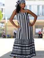 African Attire, African Wear, African Fashion Dresses, African Bridal Dress, African Dress, Pretty Black Dresses, Sandro, Chic Outfits, Fashion Outfits