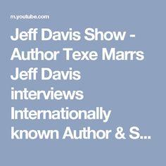 "Jeff Davis Show  -  Author Texe Marrs  Jeff Davis interviews  Internationally known Author  & Shortwave Radio Host Texe Marrs   ""New World Order""  Channel Austin TV studios  Austin Texas USA"