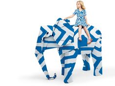 Get in the queue for Diane von Furstenbergfor Gap Kids - available as of tomorrow.