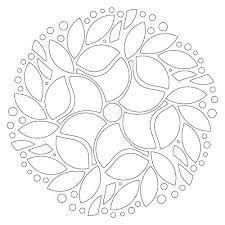 Mandala vorlagen mandala vorlagen pinterest for Mosaik vorlagen zum ausdrucken