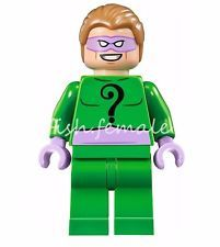 DC Comics Mini Figures Batman Series Riddler Edward Nygma Building Toys 8IHT345 | eBay