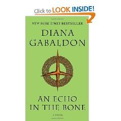 Rich in imagary, steeped in history, a journey you will not forget easily, you will be swept away into the past and brought back to the future with reluctance..   An Echo in the bone is the first book of the series by Diana Gabaldon... If you read nothing else this year let this be one. $8.99