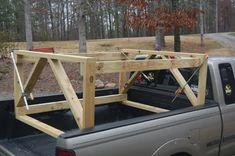 DIY – Truck Bed Kayak Rack - Tallapoosa Coosa