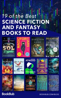 These are some of the best science fiction and fantasy books to read right now! Book Club Books, Good Books, My Books, Sci Fi Books, Fiction Books, Book Suggestions, Book Recommendations, Science Fiction, Fantasy Books To Read