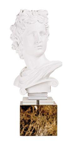 Greek God Statue #joyandrevlry