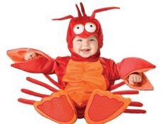 Unisex-baby Infant Lobster Costume Review