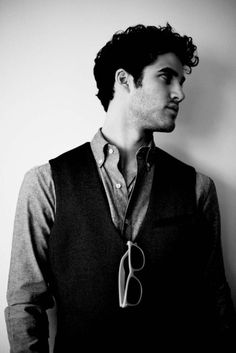 Darren Criss. Looking forward to what his career looks like after Glee. He's very very talented- it'll be great.
