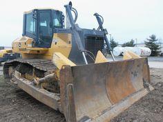 John Deere 950J bulldozer