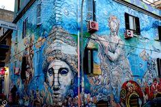 Atoche Street Art Tor Pignattara Roma