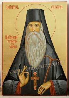 Saint Irodion of Lainici