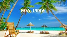 Plan your holiday in #Goa amidst the swaying palms, white sands & sparkling waters. Savor the delicious cuisine & enjoy the vibrant #nightlife. Let go of yourself with the characteristic sussegado. Practice #yoga and #meditation or reclaim yourself with #therapeutic spa sessions at one of the fine luxury #hotels in Goa  Call 91-9386591169 | Email: Sales@vacationwithus.in #VacationTravel #Travel #Tours Travel Destinations In India, Goa Travel, Vacation Travel, Holiday Destinations, Vacation Trips, Travel Tours, Honeymoon Destinations, Travel News, Travel Hacks